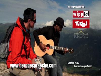 Philipp Jelinek, Berggespräche mit Patrice